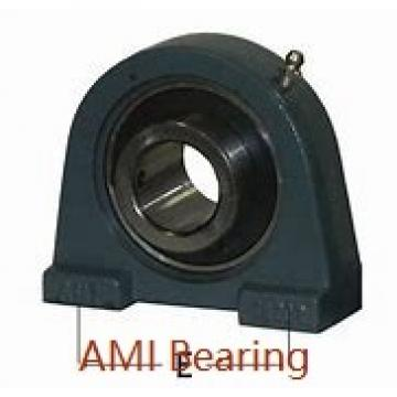 AMI UEFBL207-20W  Flange Block Bearings