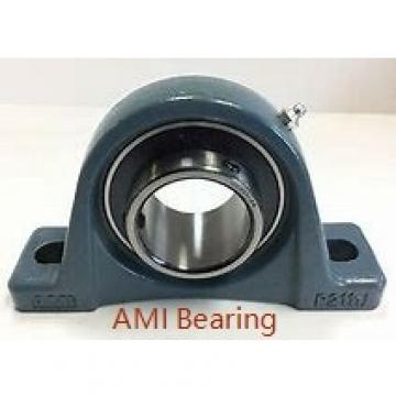 AMI MUCHPL203RFB  Hanger Unit Bearings