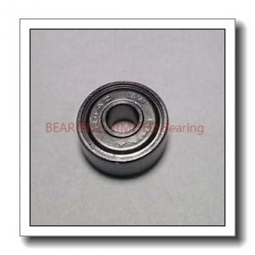 BEARINGS LIMITED RCSM8S Bearings