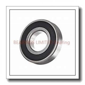 BEARINGS LIMITED 5201 2RSNR/C3 PRX Bearings